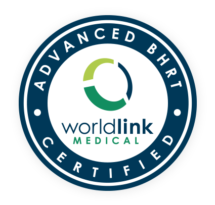 Advanced BHRT Certified by WorldLink Medical